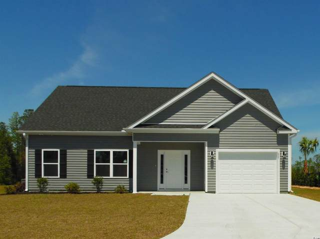 627 Belmont Dr., Conway, SC 29526 (MLS #2011388) :: Team Amanda & Co