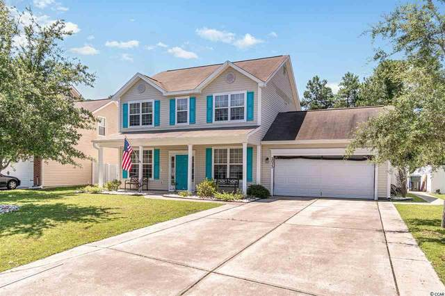 2033 Copper Creek Ct., Myrtle Beach, SC 29579 (MLS #2012011) :: The Trembley Group | Keller Williams