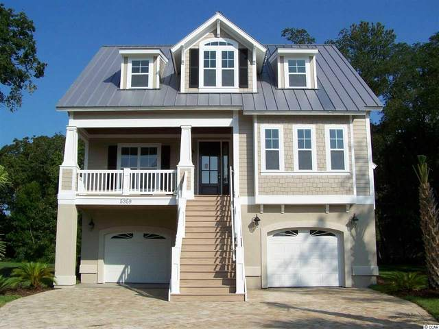 910 Inlet View Dr., North Myrtle Beach, SC 29582 (MLS #2012029) :: Welcome Home Realty