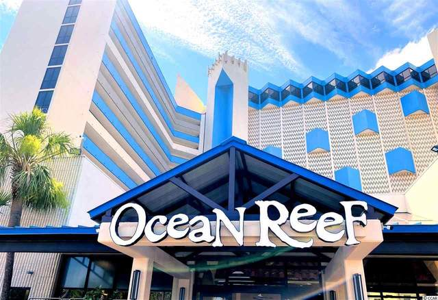 7100 N Ocean Blvd. #403, Myrtle Beach, SC 29577 (MLS #2012856) :: Right Find Homes