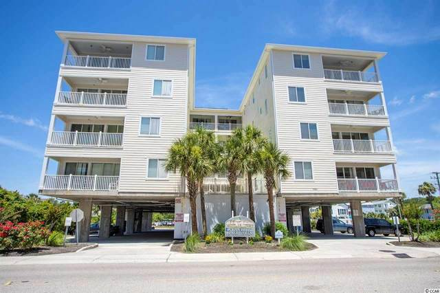 4604 S Ocean Blvd. 1-D, North Myrtle Beach, SC 29582 (MLS #2012916) :: Coastal Tides Realty