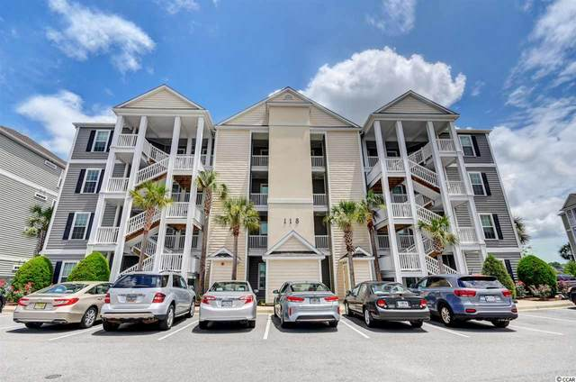 118 Ella Kinley Circle #201, Myrtle Beach, SC 29588 (MLS #2012937) :: James W. Smith Real Estate Co.