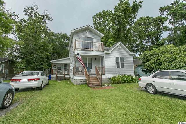 1026 S Willow Dr., Surfside Beach, SC 29575 (MLS #2013140) :: The Greg Sisson Team with RE/MAX First Choice