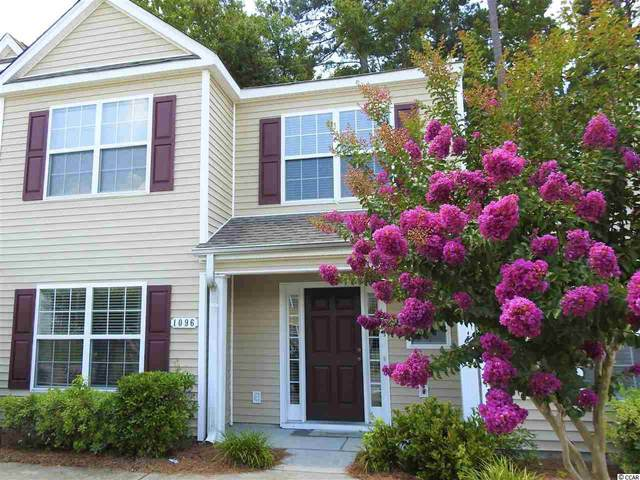 1096 Harvester Circle #1096, Myrtle Beach, SC 29579 (MLS #2013451) :: The Trembley Group | Keller Williams