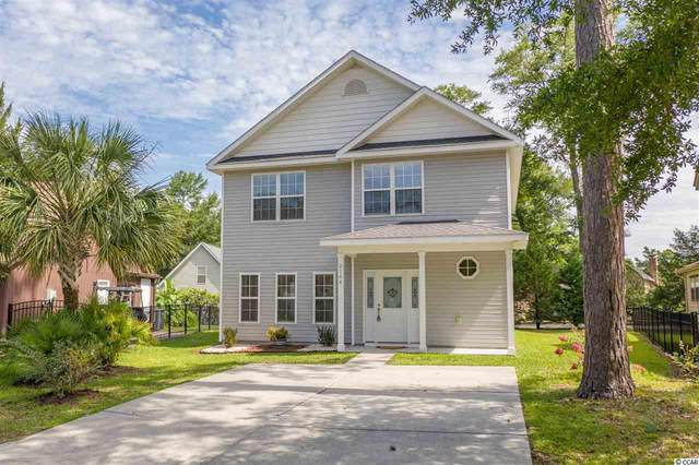 2164 Plantation Circle, Little River, SC 29566 (MLS #2013553) :: Grand Strand Homes & Land Realty