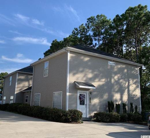 1615 Madison Dr., North Myrtle Beach, SC 29582 (MLS #2013589) :: The Hoffman Group