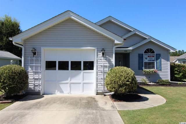 1152 Ganton Way, Myrtle Beach, SC 29588 (MLS #2013652) :: James W. Smith Real Estate Co.