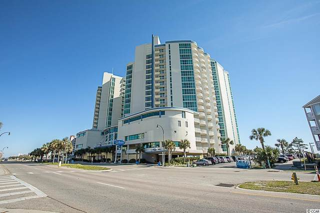 300 N Ocean Blvd. #603, North Myrtle Beach, SC 29582 (MLS #2013721) :: James W. Smith Real Estate Co.