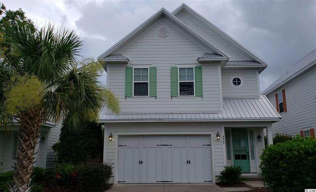 4829 Cantor Ct., North Myrtle Beach, SC 29582 (MLS #2013817) :: The Hoffman Group