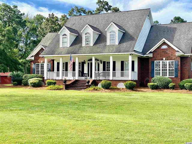 645 Marsh Pond Rd., Johnsonville, SC 29555 (MLS #2013875) :: The Lachicotte Company