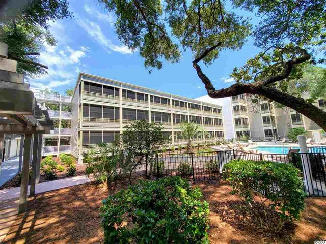 415 Ocean Creek Dr. #2215, Myrtle Beach, SC 29572 (MLS #2013936) :: The Hoffman Group