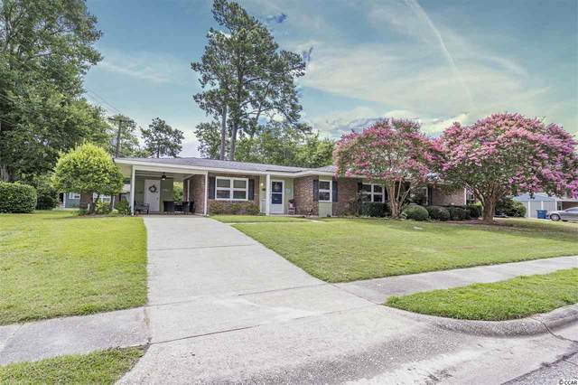 640 Redwood Ave. N/A, Myrtle Beach, SC 29577 (MLS #2014171) :: Leonard, Call at Kingston