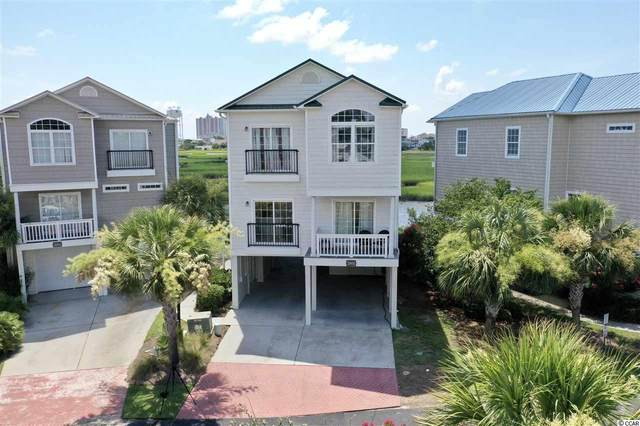 2502 Pointe Marsh Ln., North Myrtle Beach, SC 29582 (MLS #2014609) :: Dunes Realty Sales