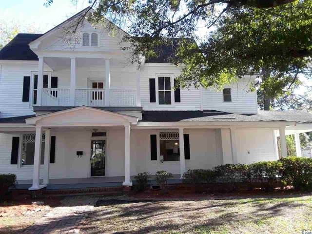 116 E East Marion St., Mullins, SC 29574 (MLS #2014739) :: The Litchfield Company