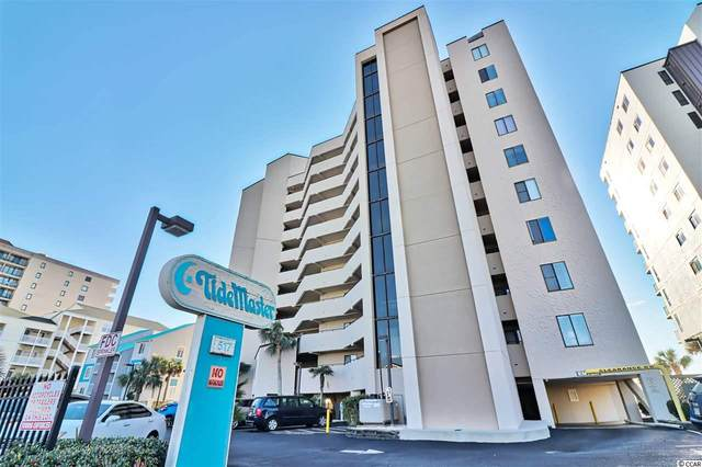 517 S Ocean Blvd. #706, North Myrtle Beach, SC 29582 (MLS #2014767) :: James W. Smith Real Estate Co.