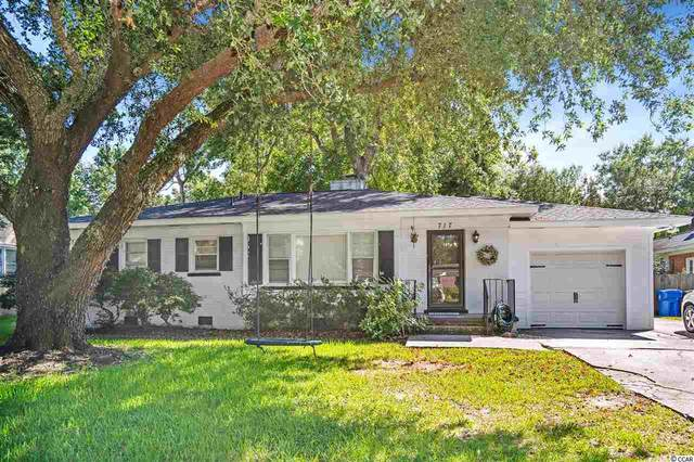 717 62nd Ave. N, Myrtle Beach, SC 29572 (MLS #2015089) :: The Litchfield Company