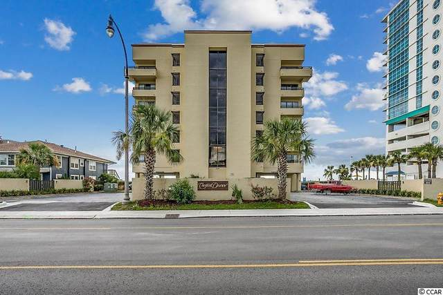 2209 S Ocean Blvd. #304, North Myrtle Beach, SC 29582 (MLS #2015143) :: Coldwell Banker Sea Coast Advantage