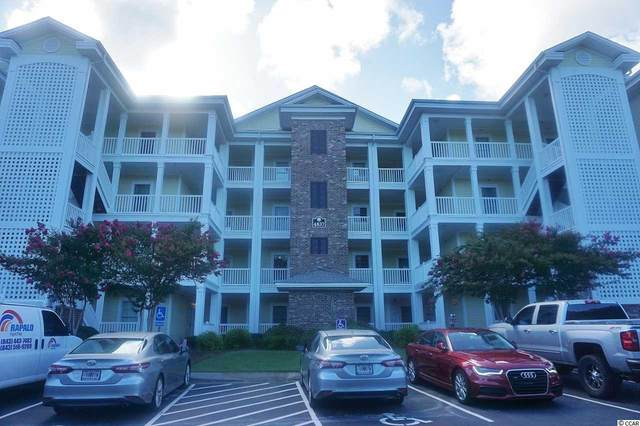 4837 Luster Leaf Circle #202, Myrtle Beach, SC 29577 (MLS #2015164) :: Welcome Home Realty