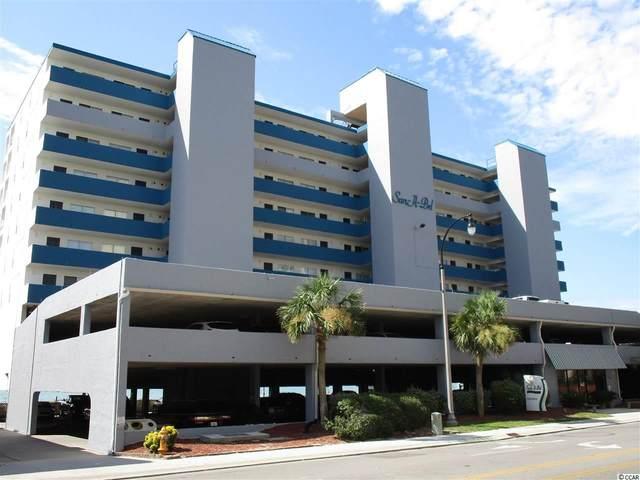1709 S Ocean Blvd. #111, North Myrtle Beach, SC 29582 (MLS #2015194) :: Welcome Home Realty