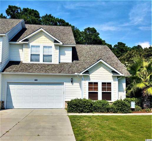 6095-114 Catalina Dr. Unit U 114, North Myrtle Beach, SC 29582 (MLS #2015314) :: Welcome Home Realty