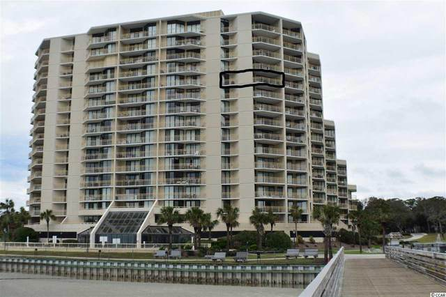 101 Ocean Creek Dr. Ff-11, Myrtle Beach, SC 29572 (MLS #2015435) :: Grand Strand Homes & Land Realty