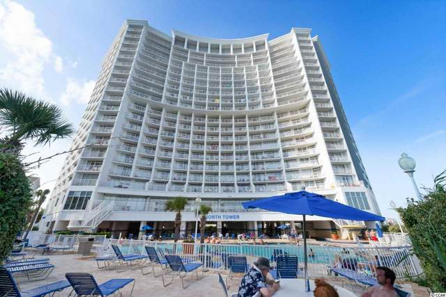 158 Seawatch Dr. #1009, Myrtle Beach, SC 29572 (MLS #2015637) :: The Hoffman Group