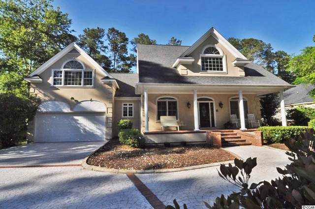 4339 Hunters Wood Dr., Murrells Inlet, SC 29576 (MLS #2015660) :: Garden City Realty, Inc.
