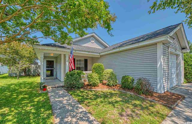 4917 Darby Ln., Myrtle Beach, SC 29579 (MLS #2015755) :: Coldwell Banker Sea Coast Advantage