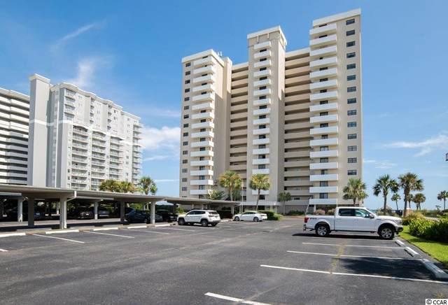 10200 Beach Club Rd. 16-D, Myrtle Beach, SC 29572 (MLS #2015927) :: The Lachicotte Company