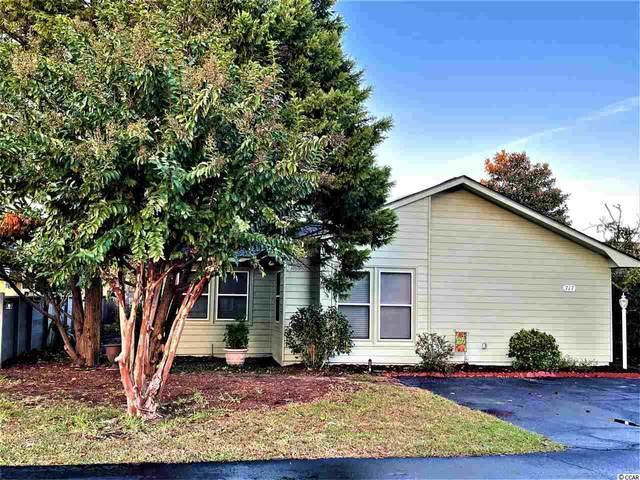 717 Live Oak Circle, North Myrtle Beach, SC 29582 (MLS #2015942) :: Armand R Roux | Real Estate Buy The Coast LLC