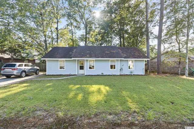 817 Shem Creek Circle, Myrtle Beach, SC 29588 (MLS #2016033) :: Duncan Group Properties