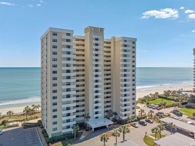 10100 Beach Club Dr. 10-A, Myrtle Beach, SC 29572 (MLS #2016041) :: James W. Smith Real Estate Co.