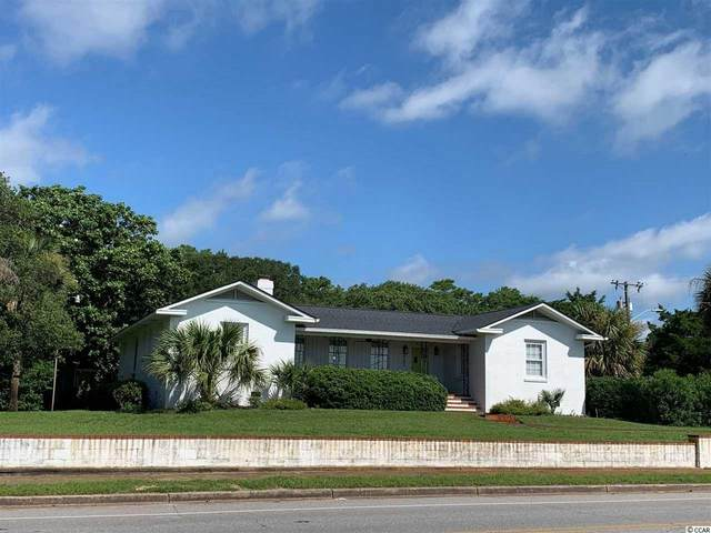 4603 N Ocean Blvd., Myrtle Beach, SC 29577 (MLS #2016248) :: The Lachicotte Company