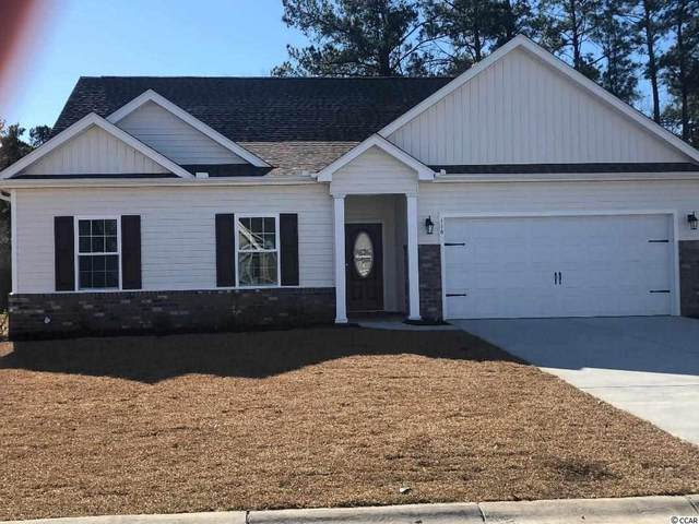 303 Palm Terrace Loop, Conway, SC 29526 (MLS #2016250) :: James W. Smith Real Estate Co.