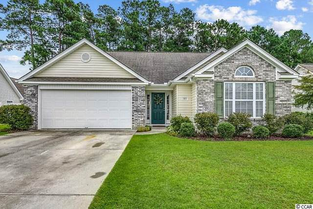 289 Bonnie Bridge Circle, Myrtle Beach, SC 29579 (MLS #2016265) :: Coldwell Banker Sea Coast Advantage