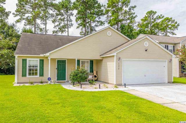177 Weeping Willow Dr., Myrtle Beach, SC 29579 (MLS #2016368) :: The Litchfield Company