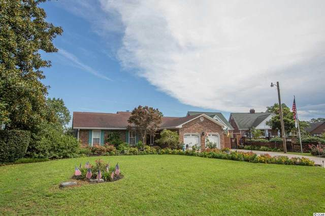 716 7th Ave. N, Surfside Beach, SC 29575 (MLS #2016378) :: The Litchfield Company