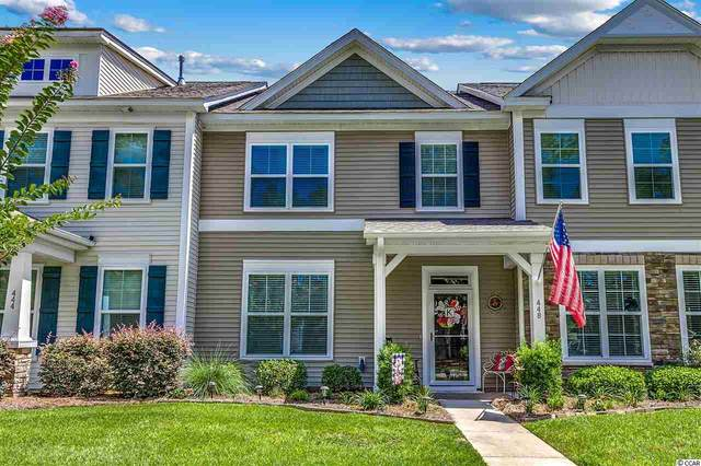 448 Papyrus Circle #448, Little River, SC 29566 (MLS #2016441) :: James W. Smith Real Estate Co.