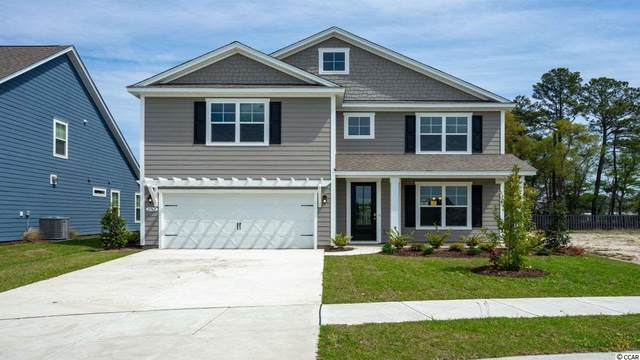 396 Cypress Springs Way, Little River, SC 29566 (MLS #2016561) :: The Litchfield Company