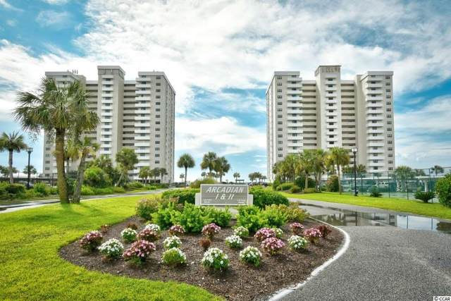 10100 Beach Club Dr. 9-A, Myrtle Beach, SC 29572 (MLS #2016607) :: Jerry Pinkas Real Estate Experts, Inc