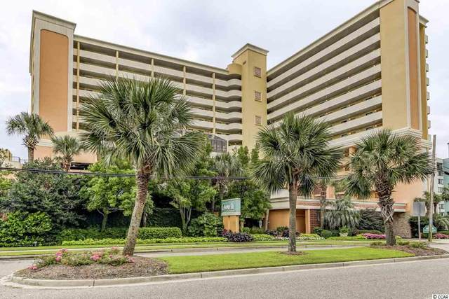 6900 N Ocean Blvd. #1006, Myrtle Beach, SC 29577 (MLS #2016665) :: Garden City Realty, Inc.