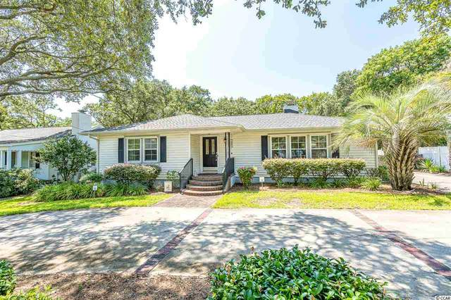 407 33rd Ave. N, Myrtle Beach, SC 29577 (MLS #2016695) :: Jerry Pinkas Real Estate Experts, Inc