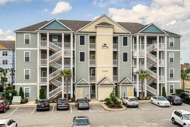 300 Shelby Lawson Dr. #202, Myrtle Beach, SC 29588 (MLS #2016742) :: Sloan Realty Group