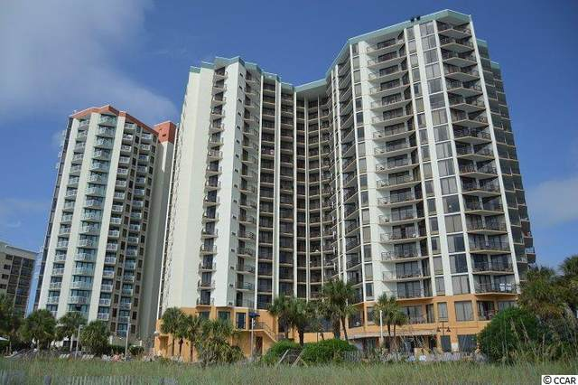 2710 N Ocean Blvd. #538, Myrtle Beach, SC 29577 (MLS #2016935) :: Welcome Home Realty