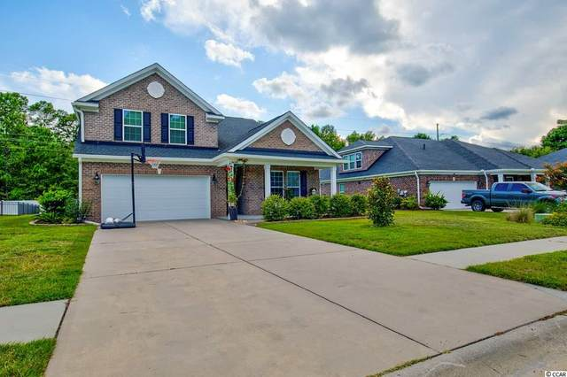 974 Henry James Dr., Myrtle Beach, SC 29579 (MLS #2016966) :: The Lachicotte Company