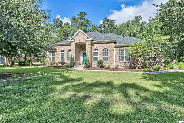 123 Waterhall Dr., Murrells Inlet, SC 29576 (MLS #2017057) :: The Hoffman Group