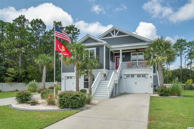 435 Eagle Pass Dr., Murrells Inlet, SC 29576 (MLS #2017093) :: The Greg Sisson Team with RE/MAX First Choice