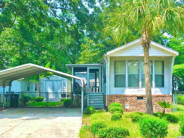 4511 Curlew St., North Myrtle Beach, SC 29582 (MLS #2017108) :: Coastal Tides Realty