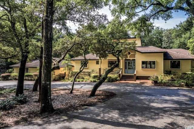 10 South Gate Rd., Myrtle Beach, SC 29572 (MLS #2017309) :: Jerry Pinkas Real Estate Experts, Inc