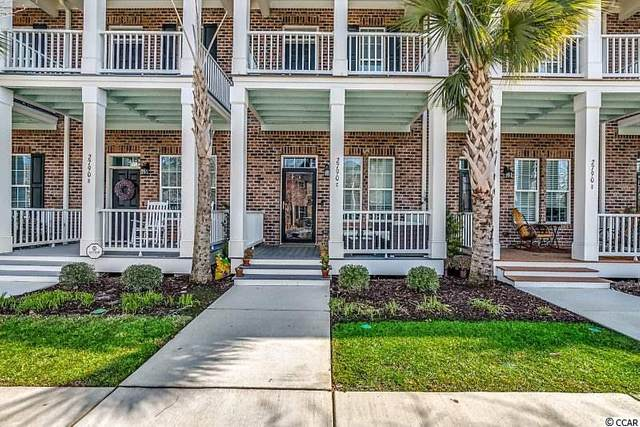 2790 Howard Ave. C, Myrtle Beach, SC 29577 (MLS #2017326) :: Coldwell Banker Sea Coast Advantage